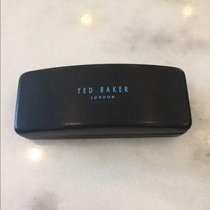 Ted Baker Sunglass Case Black